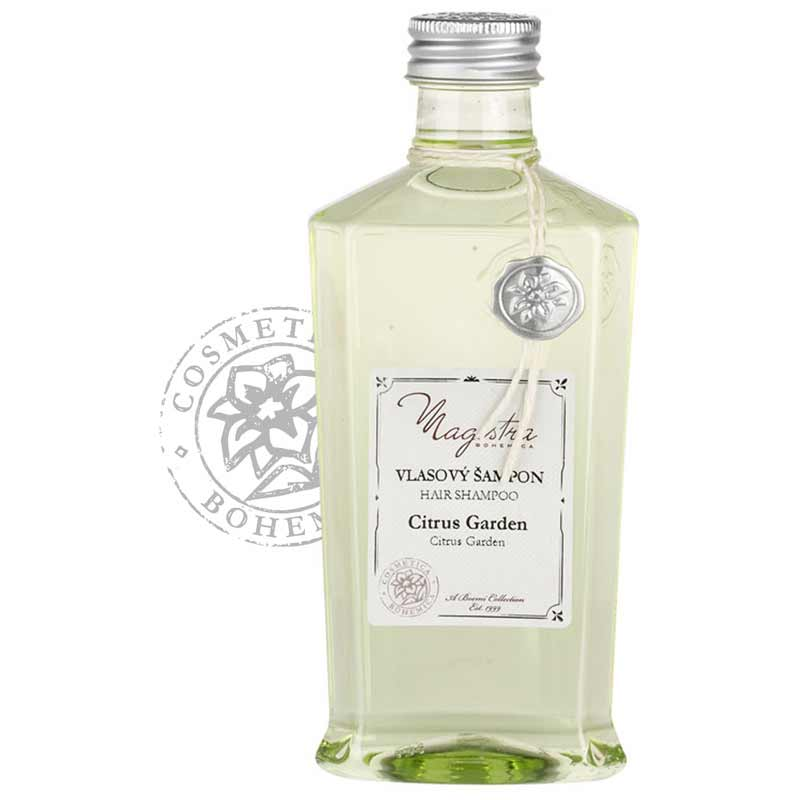 Vlasový šampon Magistra Citrus Garden 250ml
