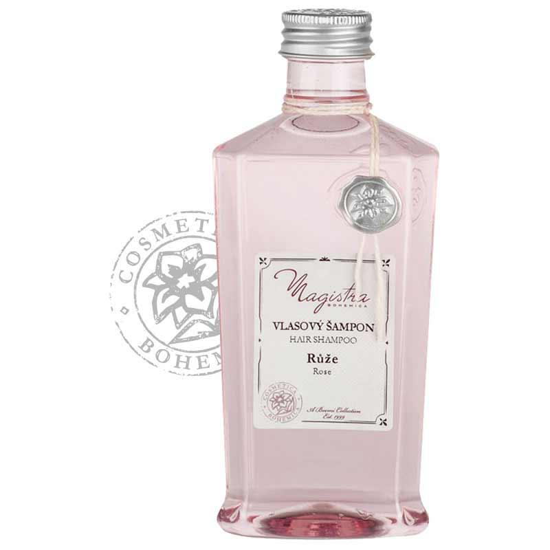 Vlasový šampon Magistra Růže 250ml