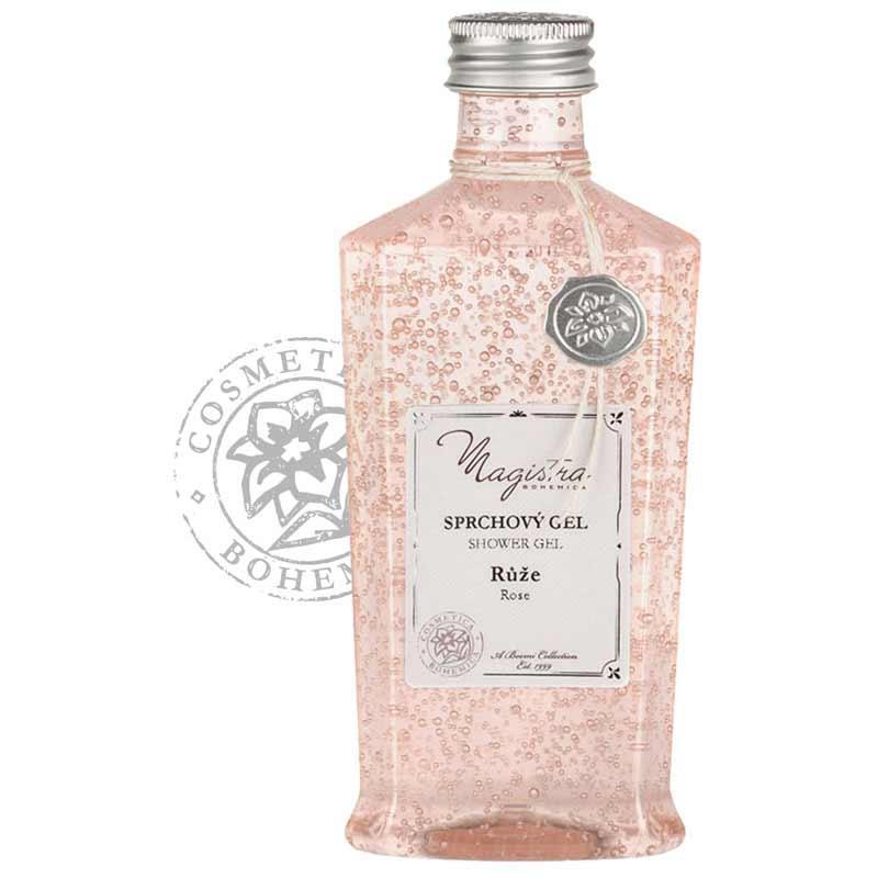 sprchový gel Magistra Růže