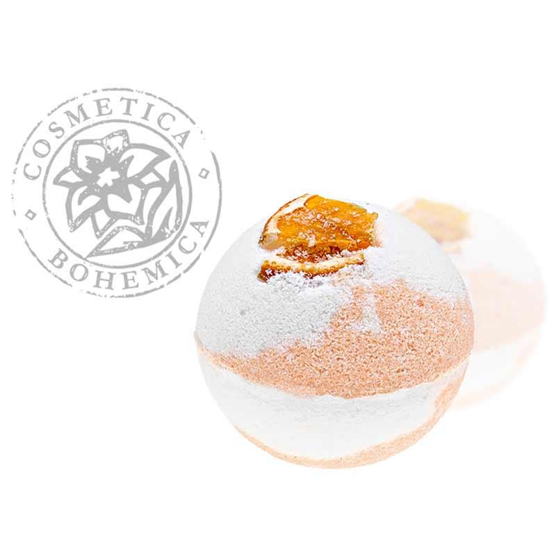 Šumivá koule do koupele Citrus garden 100g