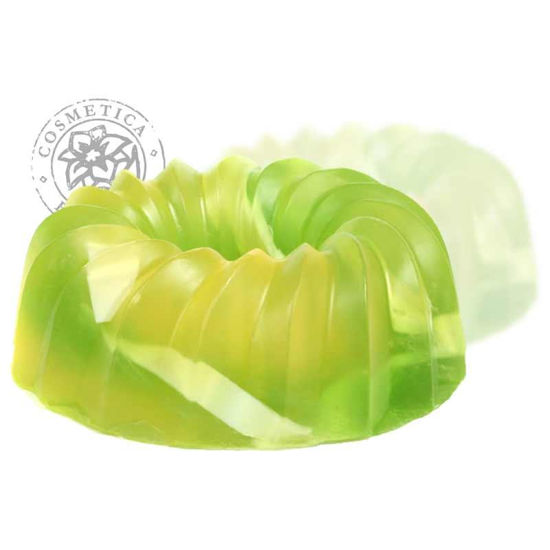 Mýdlo křišťálové bábovka Citrus Garden 400g
