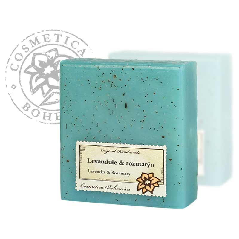 Glycerinové mýdlo Levandule Provence 105g