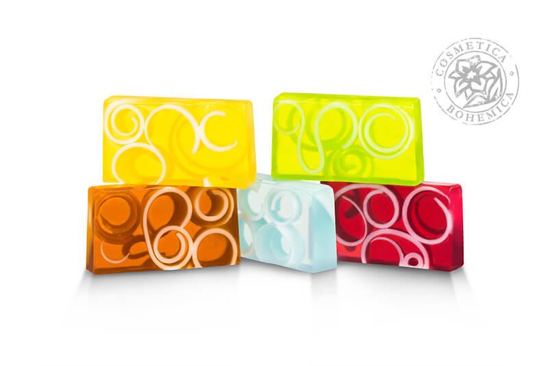 Spirálová mýdla