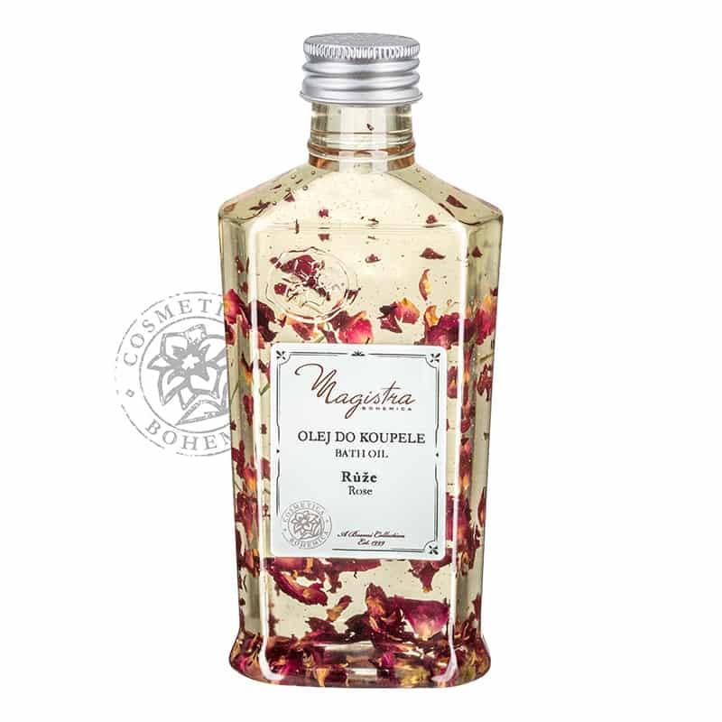 Koupelový olej Růže 250ml