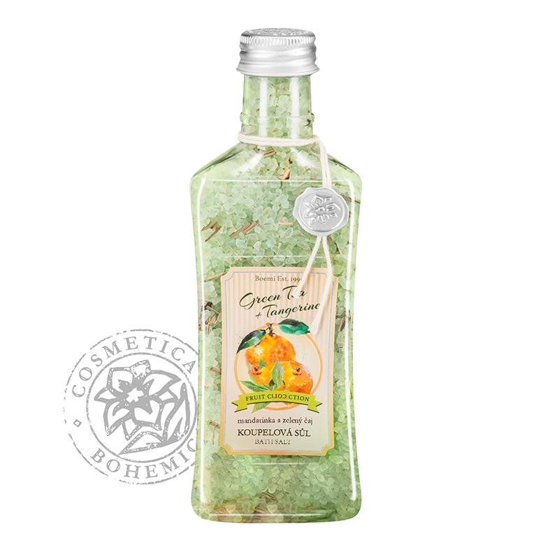 <span>Koupelová sůl</span> <span>Aroma Mandarinka a zel. čaj 320g</span>
