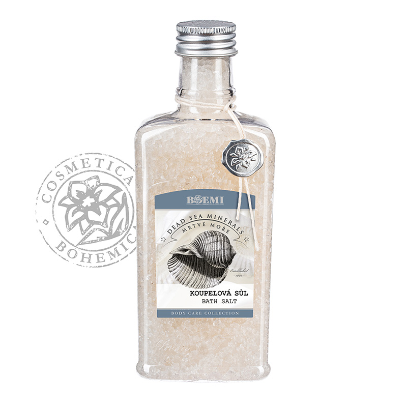 Koupelová sůl Mrtvé moře 280g