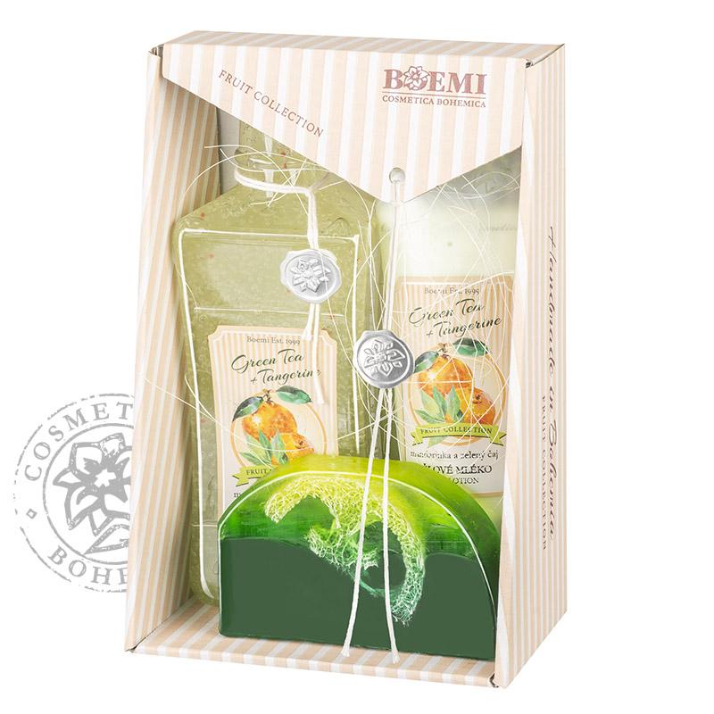 <span>Dárková kazeta</span> <span>Mandarinka a zelený čaj</span>