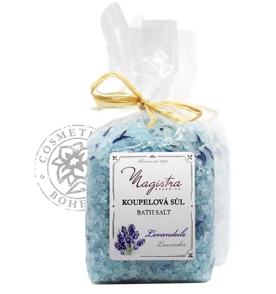 <span>Koupelová sůl Magistra</span> <span>Levandule 280g</span>