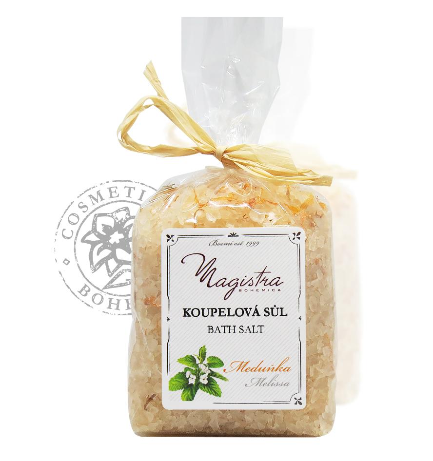 <span>Koupelová sůl</span> <span>Magistra Meduňka 280g</span>