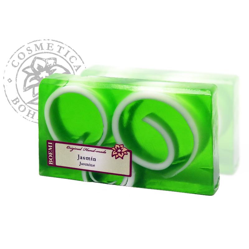 Mýdlo křišťálové spirálové Jasmín 140g