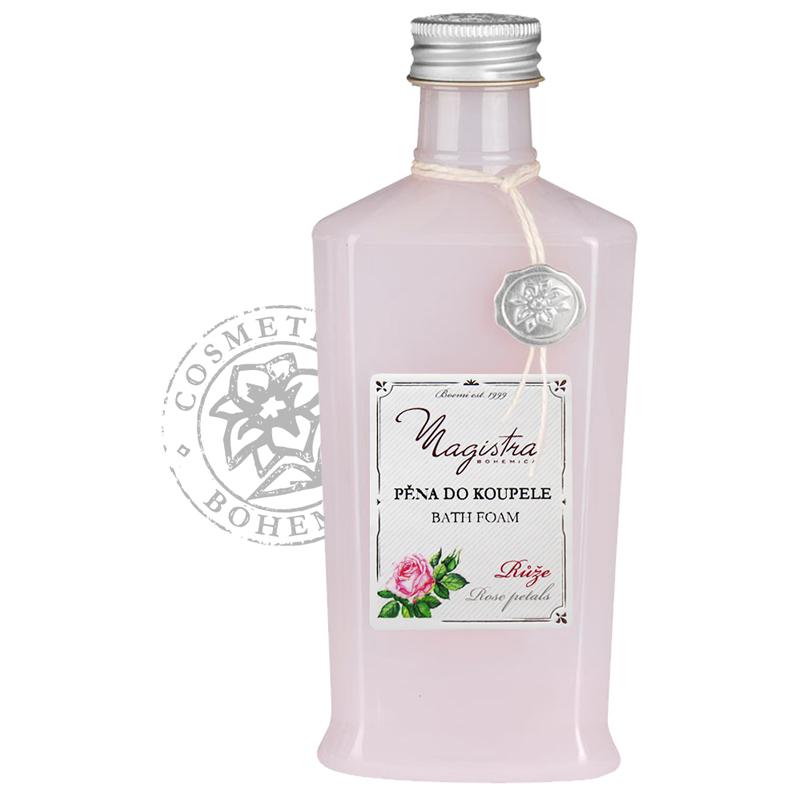 Koupelová pěna Magistra – Růže 250ml