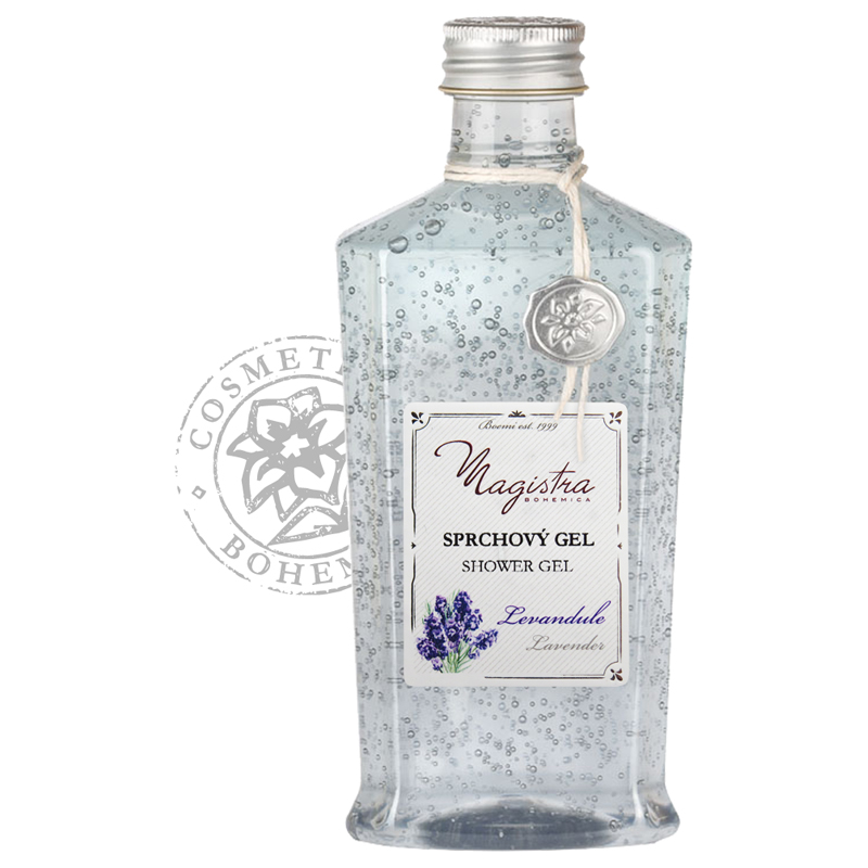 <span>Sprchový gel</span> <span>Magistra Levandule 250ml</span>